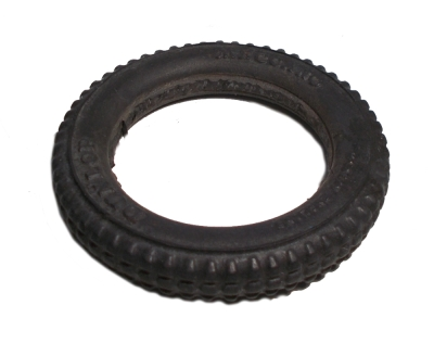 "Standard ""Dunlop"" Tyre for 50mm dia Pulley (used)"
