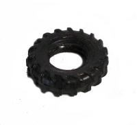 Black Tyre for 12.5mm dia Pulley