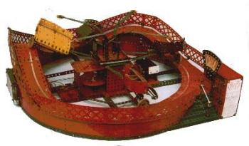 Fairground Super Ride (Set 10+ model)