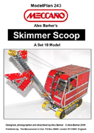Skimmer Scoop (Set10 model)