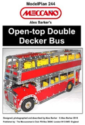 Open-Top Double Decker Bus