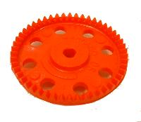Tri-Axle Contrate Gear 50 Tooth, plastic