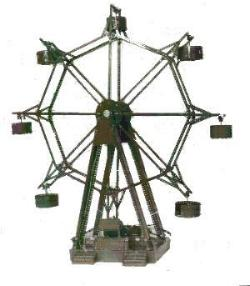 Big Wheel or Ferris Wheel (Set 10 model)