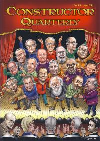 Constructor Quarterly Issue 100 (June 2013)