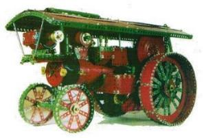 Burrell Showman's Engine (A Set 10 model)