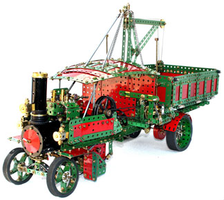 Foden Steam Wagon