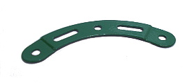 Curved Strip 6 holes (stepped)
