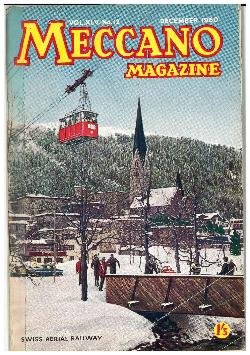 Meccano Magazine December 1960