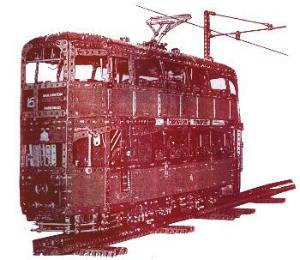 Glasgow Coronation Mk1 Tram Car