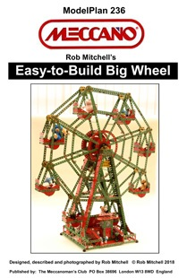 Easy-to-Build Big Wheel