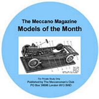 Models of the Month on CD