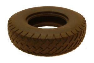 Wide Treaded Tyre for 2xFace Plates