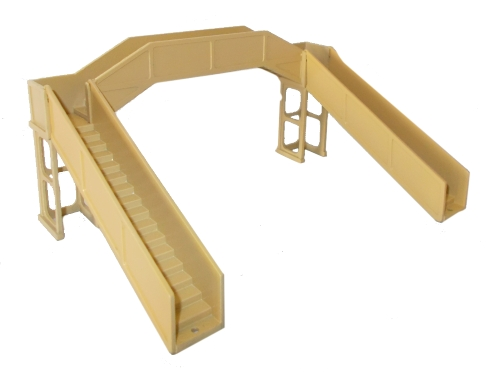 Hornby Dublo Metal Footbridge