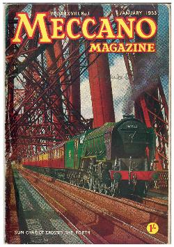 Meccano Magazine January 1953