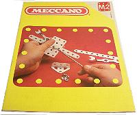 Meccano Outfit M2 Instruction Book