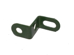 Narrow Reversed Angle Bracket 12mm (green)