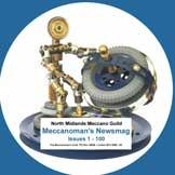 The Meccanoman's Newsmag on DVD