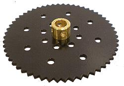 Sprocket Wheel 56T, 75mm
