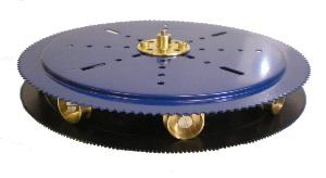 Small Geared Roller Bearing (blue)