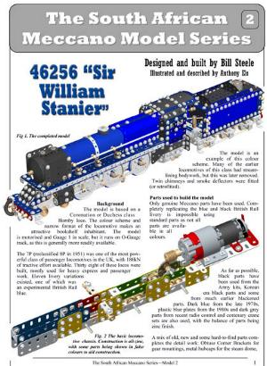 """Sir William Stanier"" Locomotive"