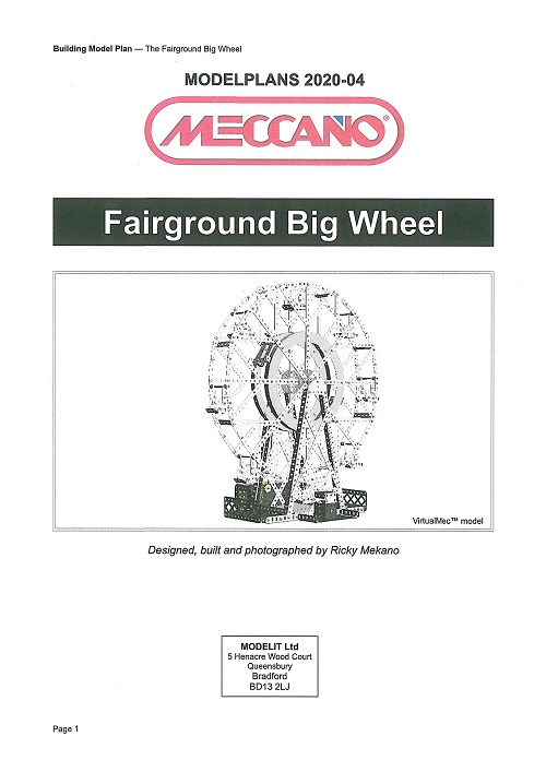 Fairground Big Wheel
