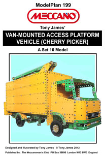 Van-mounted Access Platform   (Cherry Picker)