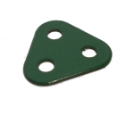 Triangular Flat Plate 2x2 holes