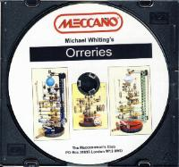 Michael Whiting's Orreries on CD