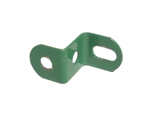 Reversed Angle Bracket 25mm, light green