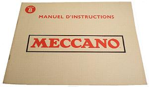Meccano Set 8 Model Book