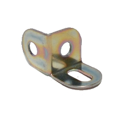 Corner Angle Bracket (right hand), UK irridescent