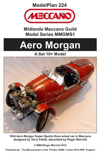 Aero Morgan (Set 10 Model)
