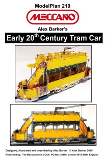 Early 20th Century Tram Car