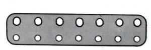 Narrow Flat Girder 7 holes