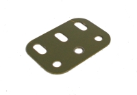Army Green Flat Girder 3 holes