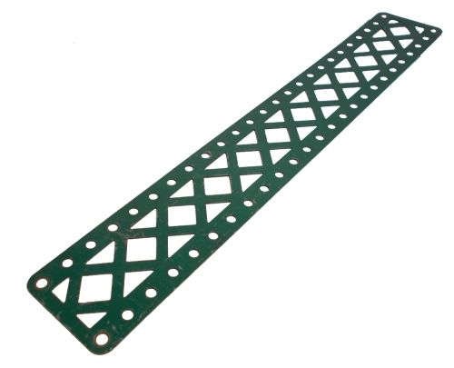 Double Braced Girder 25 holes - 1930's green