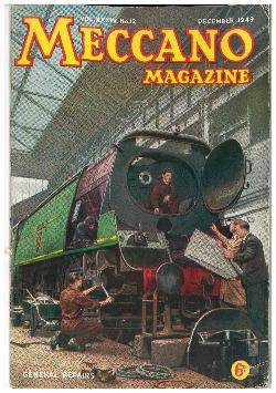 Meccano Magazine December 1949
