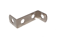 Narrow Reversed Angle Bracket 25mm (nickel)