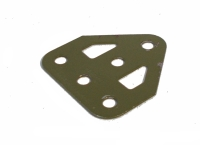 Army Green Flat Trunion