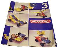 Meccano Set 3 Model Book