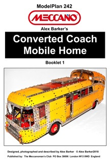 Converted Coach Mobile Home
