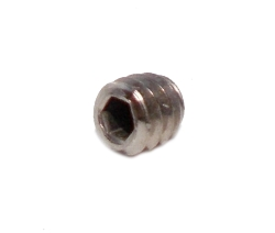 Grub Screw, 4mm allen head