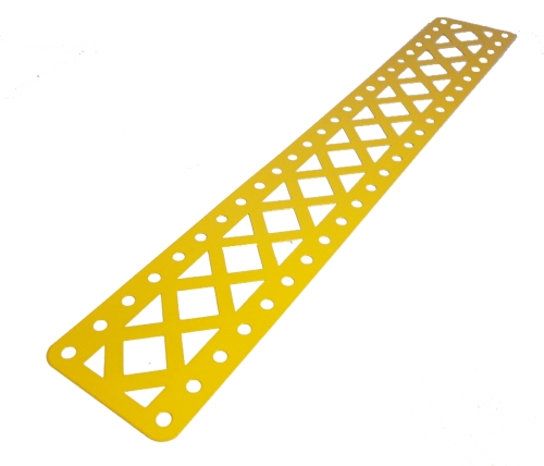 Double Braced Girder 25 holes (yellow)