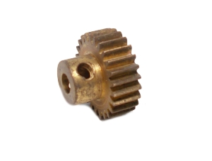 Pinion 25T, 19mm dia x 6mm face (used)
