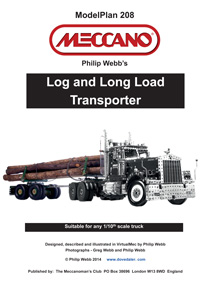 Log and Long Load Transporter