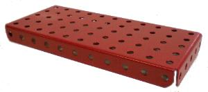 Flanged Plate, 11x5 holes