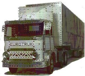 Articulated Lorry (a Set 10 model)