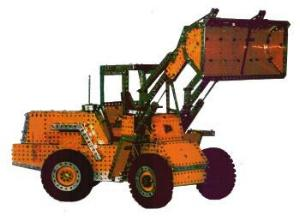 JCB 435 Articulated Loading Shovel (Set10+ model)
