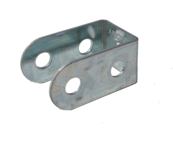 Double Bracket 2x1x2 hole