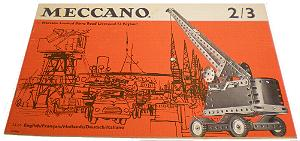 Meccano Set 2/3 Model Book